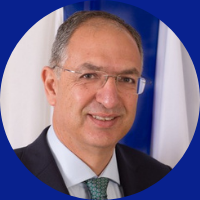 H.E. Costas Kadis, Minister of Agriculture, Republic of Cyprus